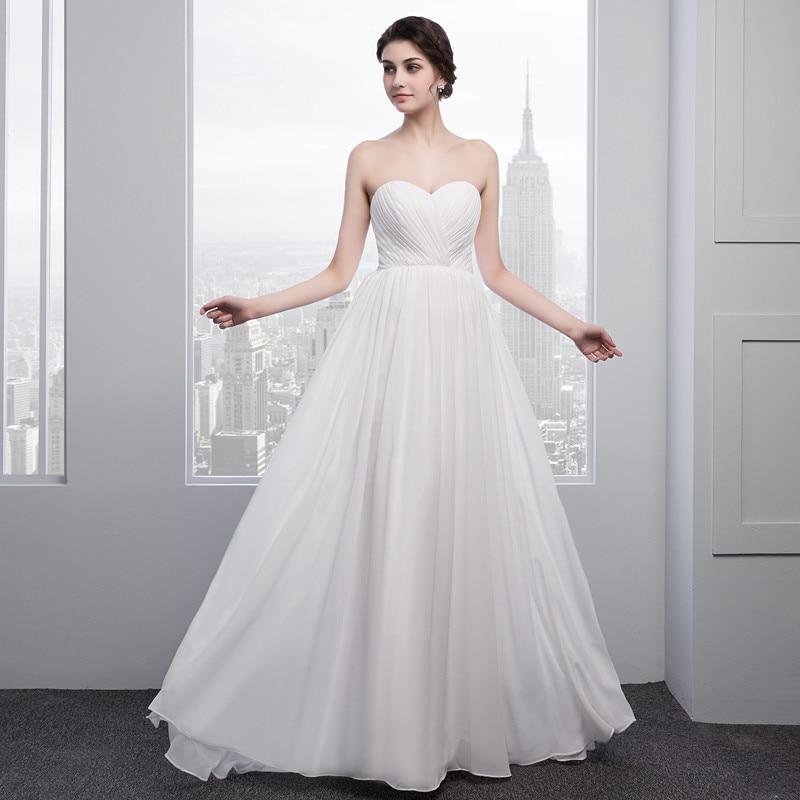 43a061292d7 Real Pics Sweetheart Chiffon Wedding Dress With Jacket Robe De Mariage  Princesa Com Renda Empire Waist Bride Gowns Custom Made-in Wedding Dresses  from ...