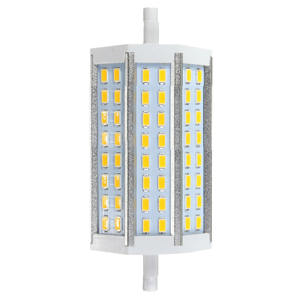 20W R7S LED 5730 SMD Flood Lights Bulb Light 118mm Dimmable Or Not Dimmable Light (Warm White Or Pure White)