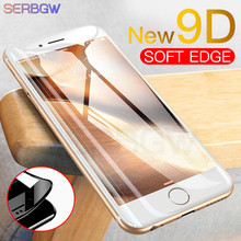 New 9D Full Cover Tempered Glass on the For iPhone X XR XS 11 Pro Max Screen Protector For iPhone 8 7 6 6s Plus Protection Film cheap YHDKSA CN(Origin) Front Film Apple iPhone iPhone 6 iPhone 6 plus iPhone 6s iPhone 6s plus IPHONE 7 IPHONE 7 PLUS IPHONE 8 PLUS