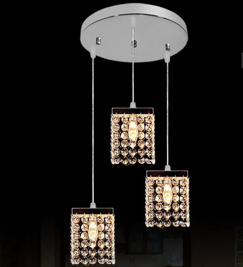 Hot selling crystal pendant light modern pendant lamp 1 light 3 light lustres suspension luminaire home lightingHot selling crystal pendant light modern pendant lamp 1 light 3 light lustres suspension luminaire home lighting