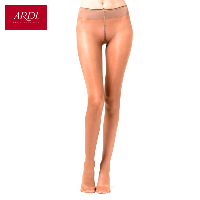 Translucent tights with low waist 40 den ARDI JEUNESSE 40