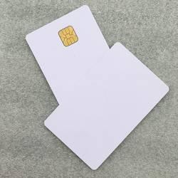 Оптовая продажа 10000 шт. ISO7816 чтение-запись логического шифрования AT88SC1616C карта с чипом IC