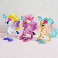 2017 Big Movie My Pet Fly Fish Horse PONIES Transparent Wings Pegasus Very Beautiful Gift For