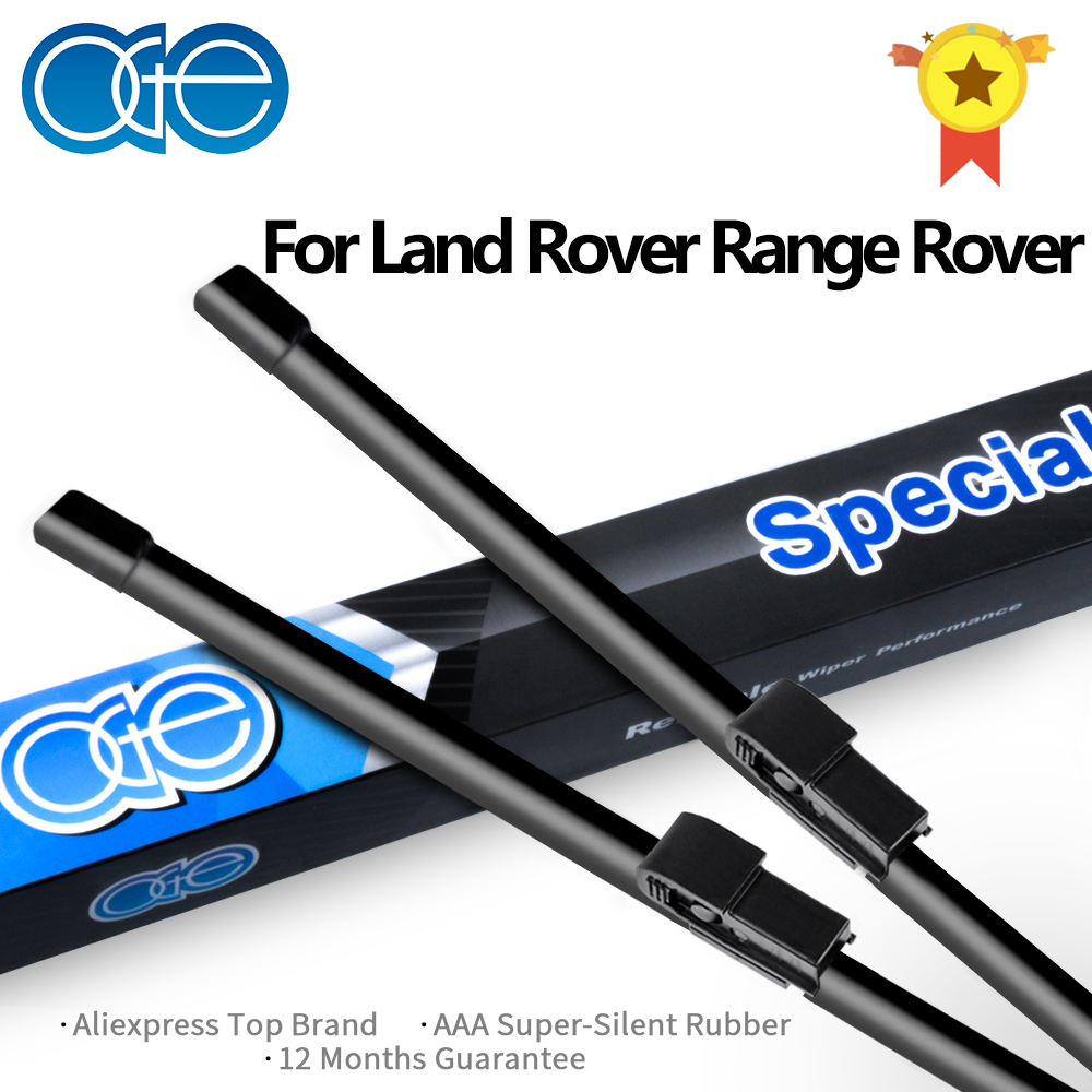 Oge Wiper Blades For Land Rover Range Rover L322 L332 L405 Vogue P38 / Sports / Evoque 1988-2017 Car Windscreen Rubber