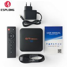 Smart GTMEDIA G1 G3 S905W Android 7.1 Tv Box Media Player 1GB 2G RAM 8GB 16G ROM Remote Control 4K 2K HD 2.4G Wifi Set Top Boxes