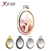 5PCS Magnetic Finger Round Stand Holder ring For Mirror airpod Apple iPhone X 8 7 6 plus mobile Phone cellphone Mount