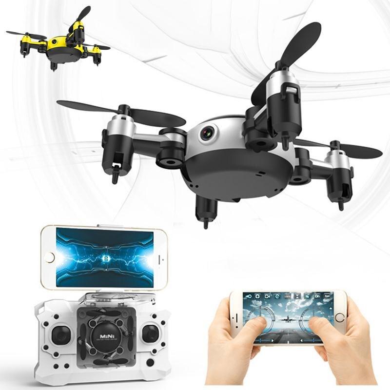 Nueva Llegada Mini Cámara Wifi KY901 Drone RC Quadcopter 2.4 GHz 6-Axis 3D KY901