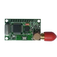 vhf uhf 38400bps VHF UHF משדר מודול 433MHz מקלט אלחוטי RS485 משדר 868 MHz עבור מערכת אלחוטית מוטבע (2)