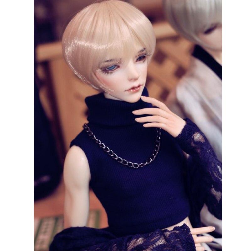 DZ 1/3 HuiLu Gray BJD SD Doll DZ 62cm Male Smile Doll Free Eye Balls Fashion Shop