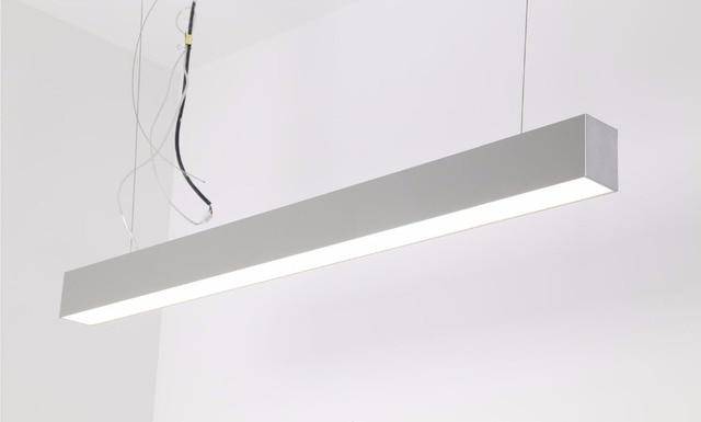 Free Shipping 120cm 40w High Lumen Aluminum Profile Led