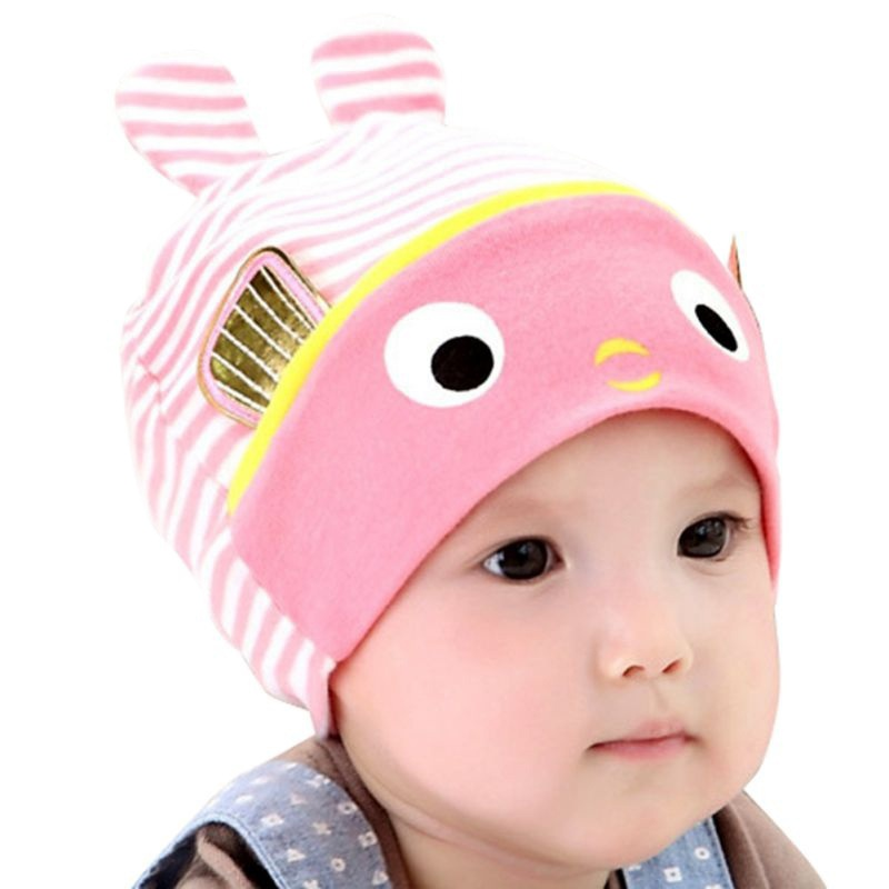Newborn Baby Fish Hat Bib Set Cartoon Beanie Baby Boy Girls Hats Kids Hat Photo Accessories For Photography 2PCS/Set