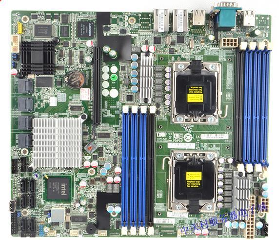 S7007WG2NR двойной 1366x58 платы рабочей станции сервера