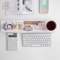 Органайзер для домашнего офиса, настольный держатель для хранения, Многофункциональная крышка для клавиатуры, аксессуары для офиса, разная...