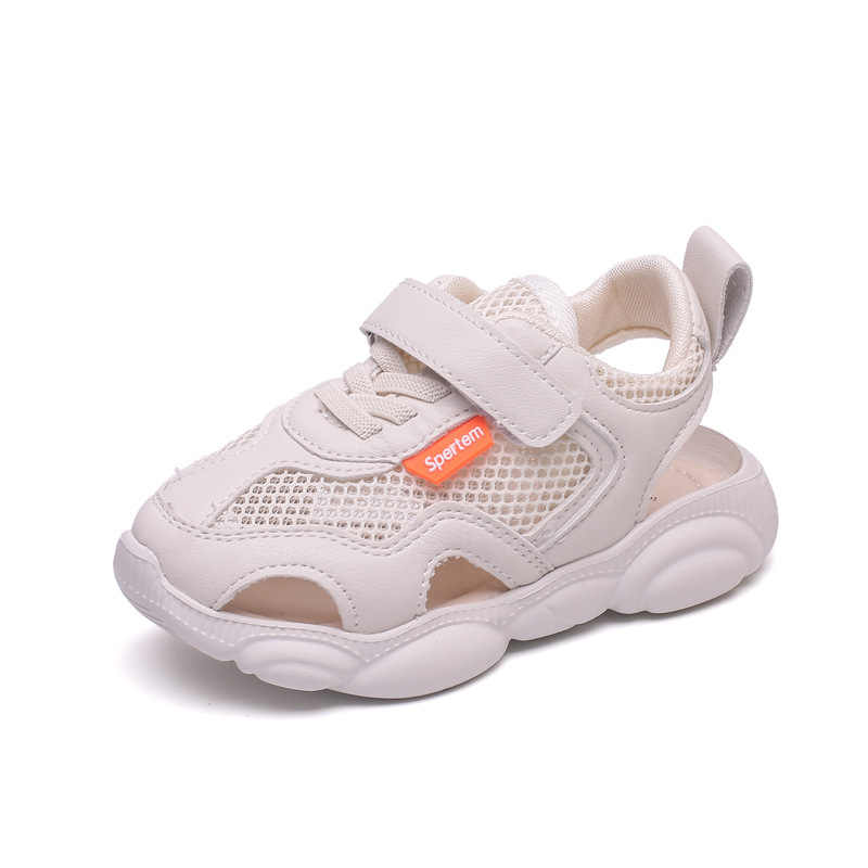 Children Sport Sandals Summer New Fashion Breathable Kids Boys Net Shoes Sandals Girls Anti-Slippery Sneakers Baby Toddler Shoes
