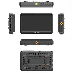 Image 2 - ליליפוט A5 שידור צג עבור 4 k מלא HD מצלמת וידאו & DSLR עם 1920x1080 ברזולוציה גבוהה 1000:1 ניגודיות יישום