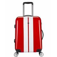 BeaSumore 20 inç mini haddeleme bagaj Spinner kadın bavul Tekerlekler erkekler arabası seyahat çantası üzerinde taşımak bagaj