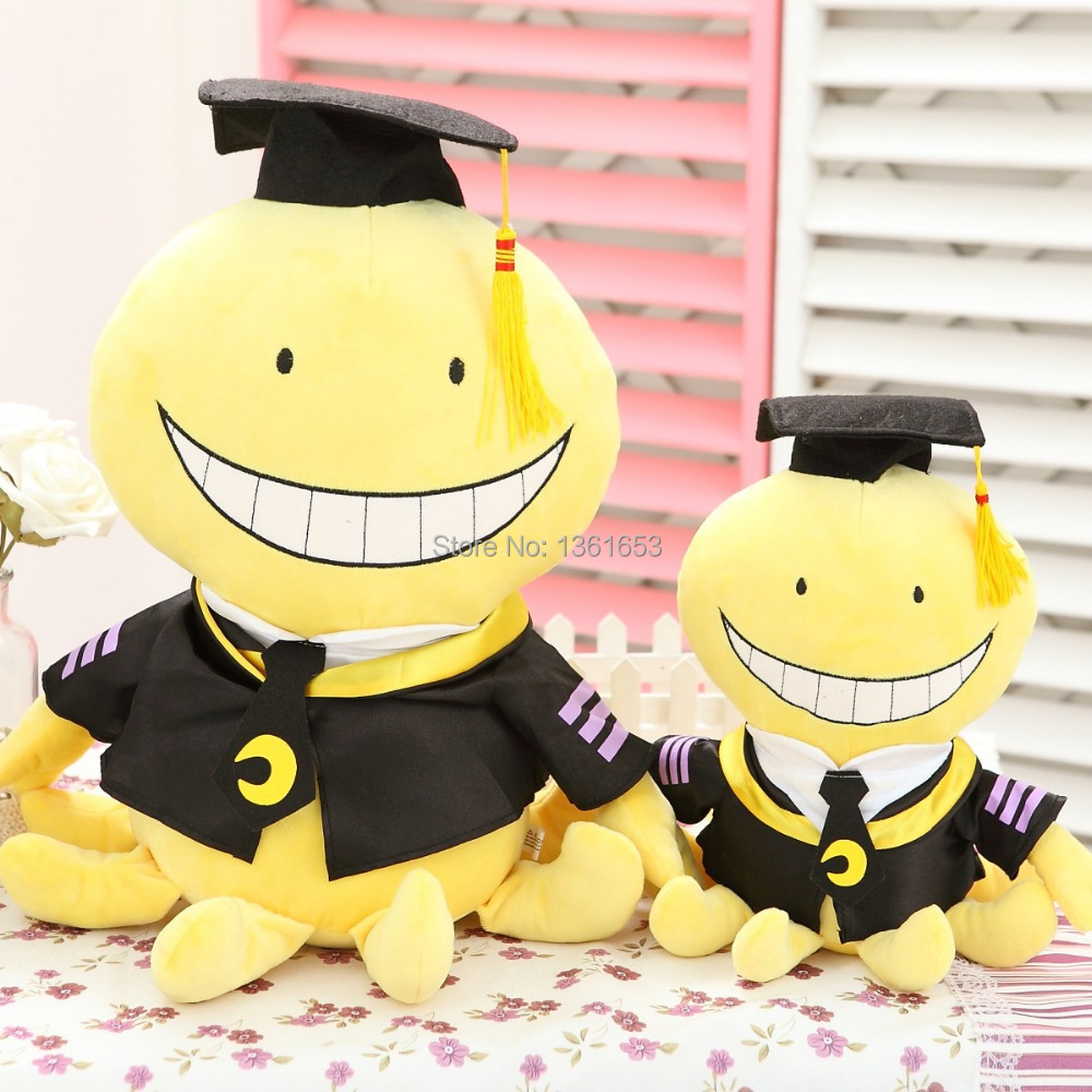 assassination classroom cosplay doll korosensei cute doll party gift for adult and childrent present toy