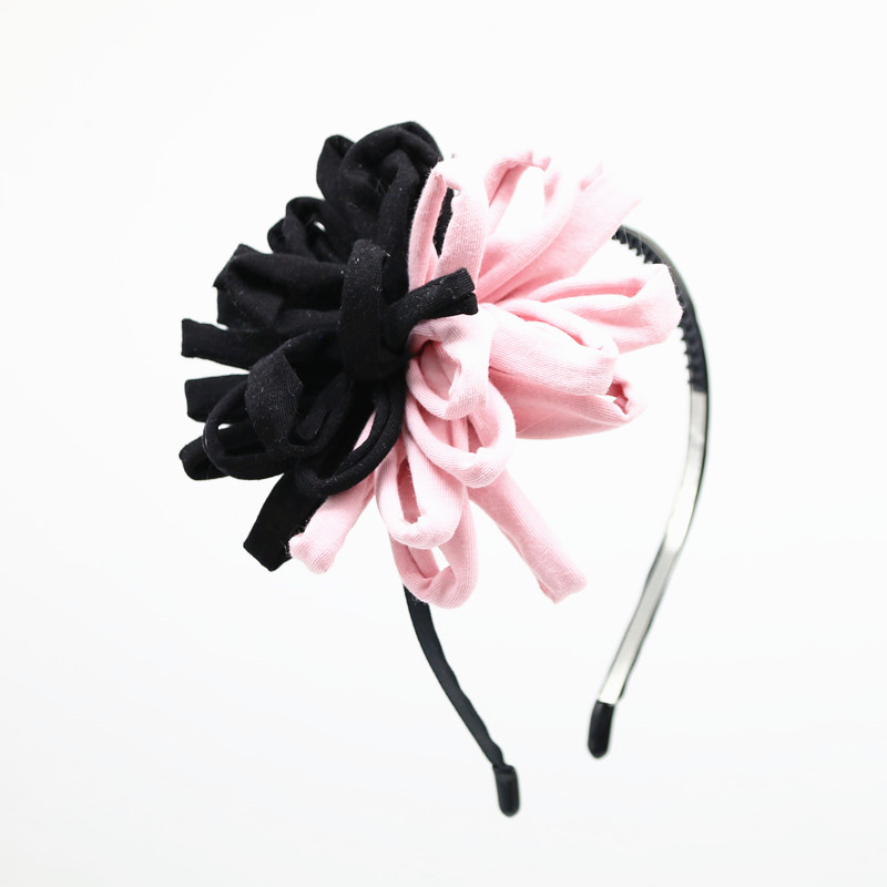 2ba8e276c0c Buy flower headband mink and get free shipping on AliExpress.com