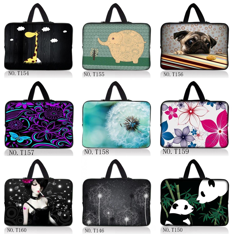 """Hidden Handle Sleeve Case Bag 1PCS 17/"""" 17.3/"""" 17.4/"""" Laptop Notebook Ultrabook"""