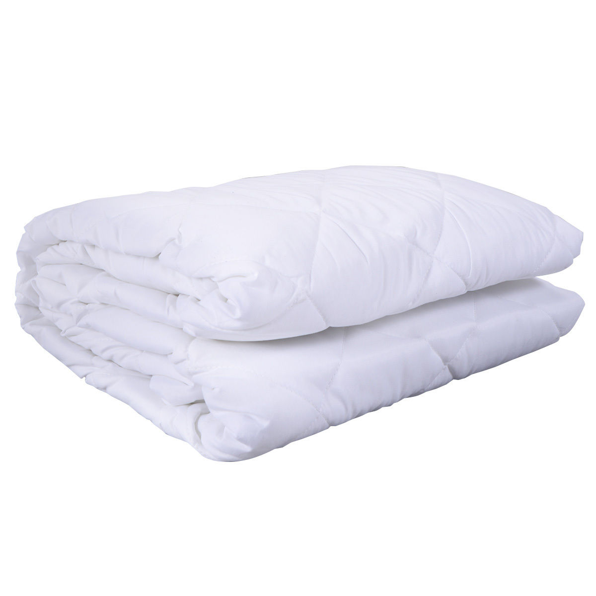 HOT GCZW-Mattress Cover Bed Topper Bug Dust Mite Moistureproof Pad Protector Quilted 100*200cm