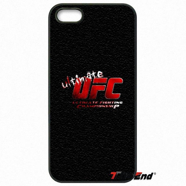 UFC 5.0 Phone Case for iPhone 4 – iPhone X