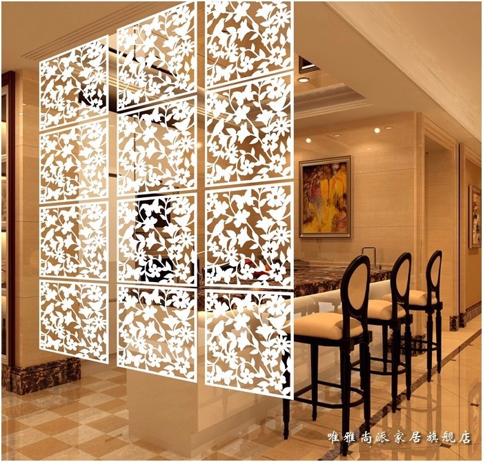 Partition Divider Aliexpress Buy 12pcs Room Biombo Wall