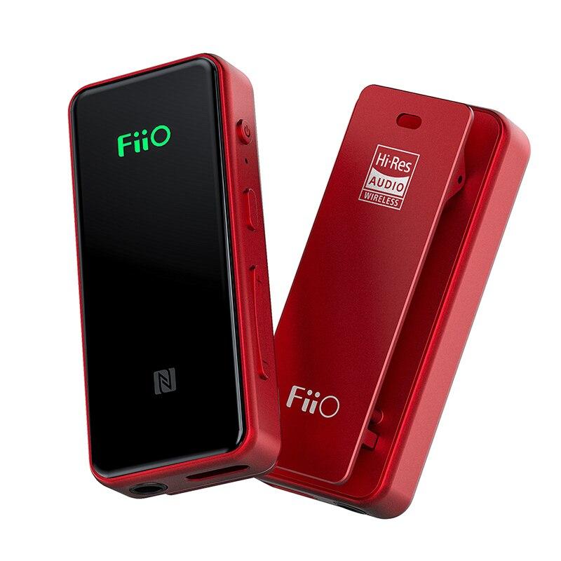FiiO BTR3 Bluetooth Receiver aptXLL Wireless Bluetooth Audio Receiver 3 5mm Car Aux Bluetooth Adapter for