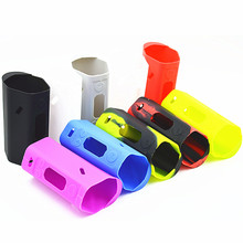 1pcs Protective Colorful Silicone Case For Wismec Reuleaux RX200S TC Box Mod 10 Colors