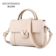 Women Contracted Crossbody Bags Ladies Shoulder Bags Female High Quality Top-Handle Bags Bolsas Feminina Simple Handtassen