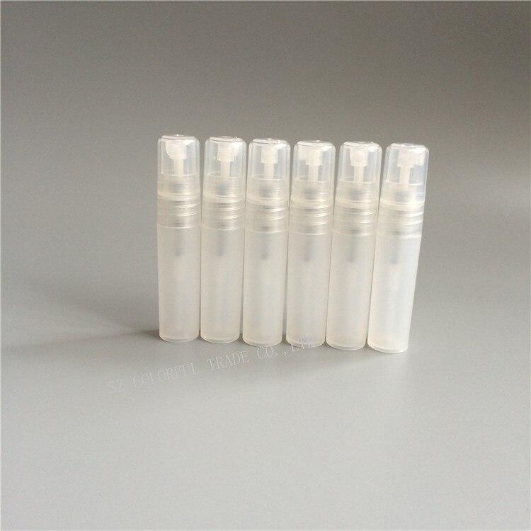 4d605631b الشحن مجانا 200 قطع × 5 ملليلتر/cc البلاستيك متجمد زجاجة عطر لل سفر  بروتابلي العطر حاويات في إعادة التعبئة