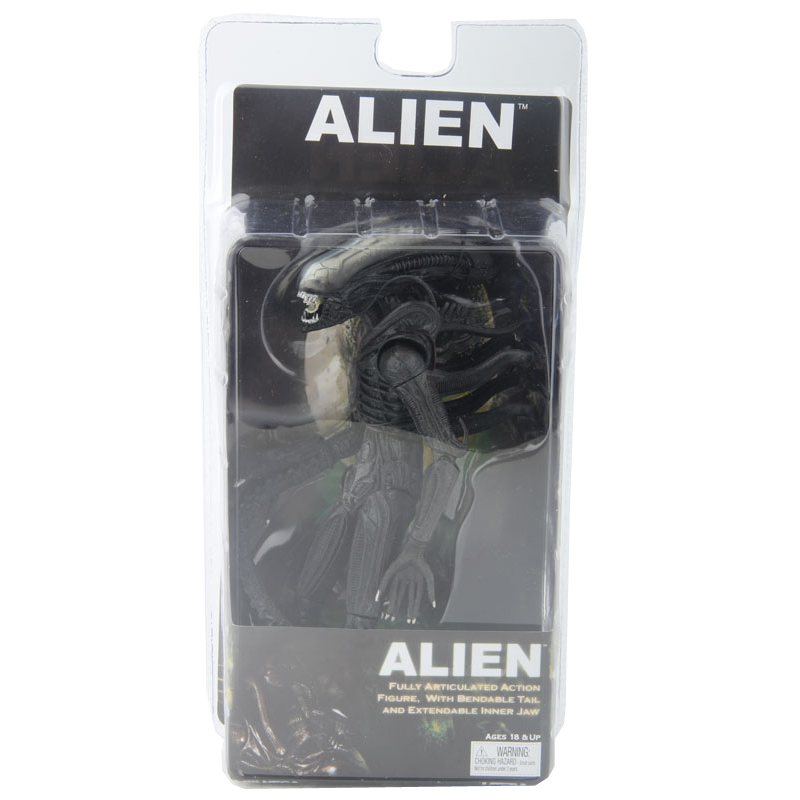 NECA Official 1979 Movie Classic Original Alien PVC Action Figure Collectible Toy Doll 7 18cm