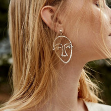 New fashion jewelry accessories Bohemia hollow design dangle earring best gift for lover's girl wholesale E352