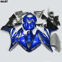 ALLGT OEM Style Blue Painted Bodywork Fairing Kit for Yamaha YZF R1 2004 2005 2006