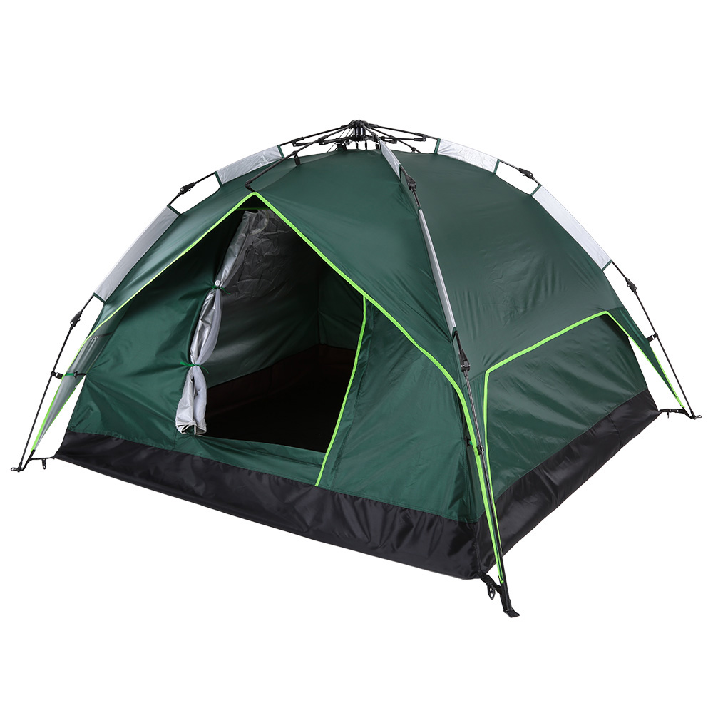 Outdoor Waterproof Automatic Throwing Pop Up Camping Tent ...