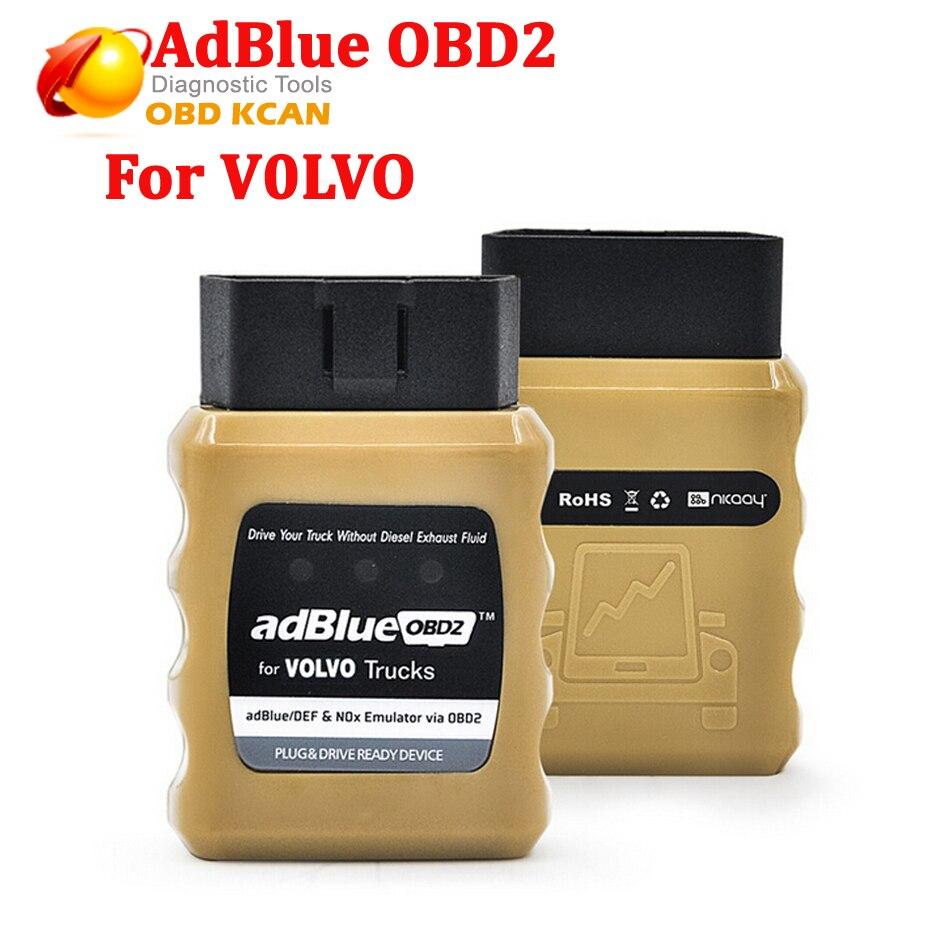 Emulator Trucks VOLVO Adblue Nox OBD2 for Via