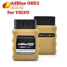 Лучший AdblueOBD2 для VOLVO Trucks Adblue Эмулятор Adblue/DEF Nox эмулятор через OBD2 Adblue OBD2 для Volvo Truck