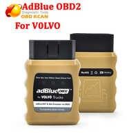 Best AdblueOBD2 for VOLVO Trucks Adblue Emulator Adblue/DEF Nox Emulator via OBD2 Adblue OBD2 for Volvo Truck free shipping