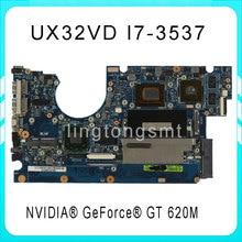 For ASUS UX32V UX32VD motherboard UX32VD REV2.4 Mainboard Processor i7-3537 2G Memory on board 100% tested