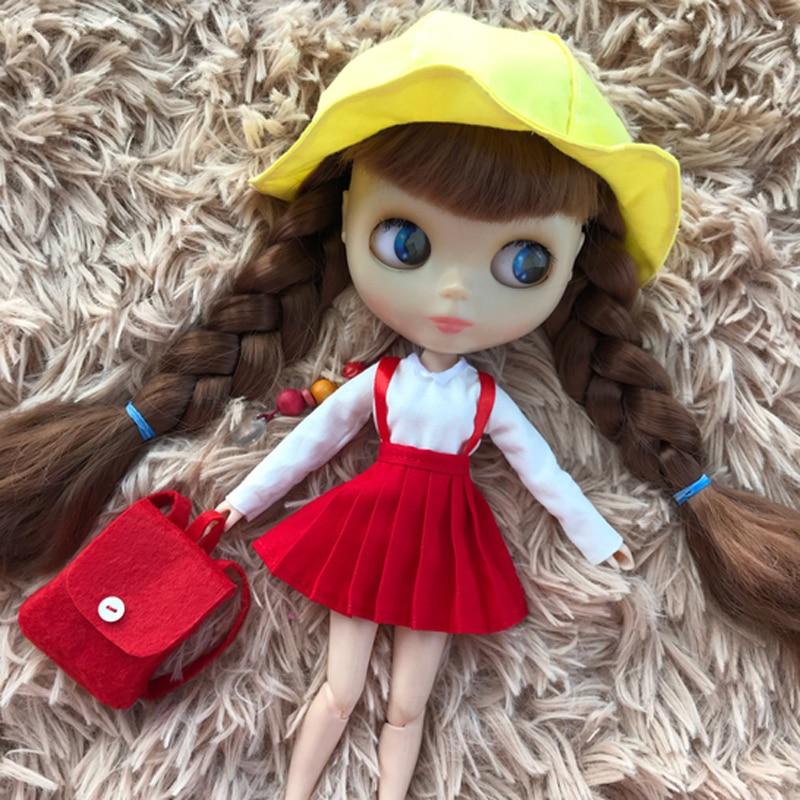 1 Set Cute Chibi Maruko Chan Suit Hat + Bag + Dress