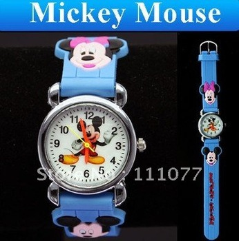 Cute Kids Children Girls Boys Cartoon Quartz Hours Clock Wrist Watch Watches, Free & Drop Shipping LBL - Delicate store