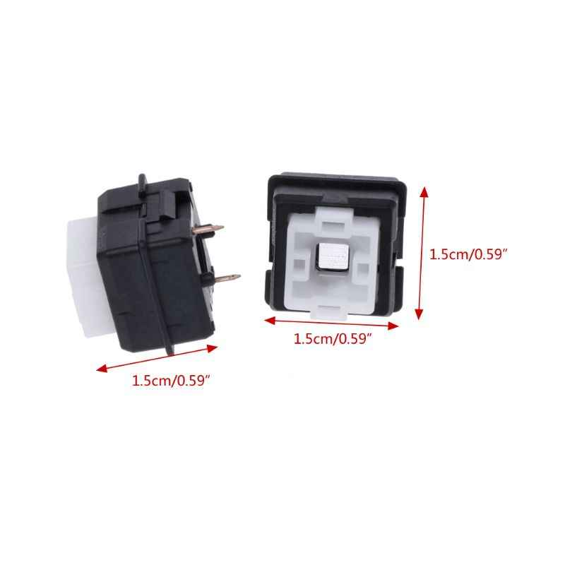 2 Pcs Asli Romer-g Switch Sumbu untuk Logitech G910 G810 G413 K840 RGB Axis Keyboard Switch Hyq