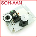 Free Shipping SOH-AAN Optical Pick Up Mechanism SOHAAN CD VCD Laser Lens Assembly Optical Pick-up