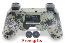 Camouflage Camo SIXAXIS Wireless Bluetooth Controller Gamepad for Sony PS3 Controller Playstation 3 Dualshock 3 Joystick Console