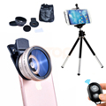 2017 0.45X Wide Angle 12.5X Macro Lens For Meizu m3e m2 mini m3s mx4 m2 note With Mobile Tripod Clips Cell Phone Camera Lentes