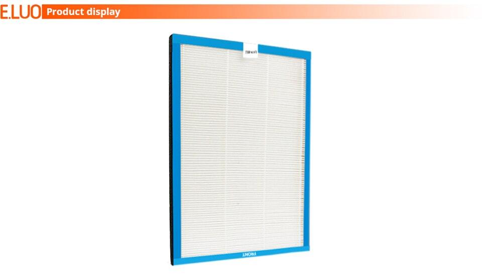 348*265*25 мм очиститель воздуха эффективное обеспыливания HEPA фильтр net для TCL KJJ-F260B/280B/260A/280A фильтр PM2.5