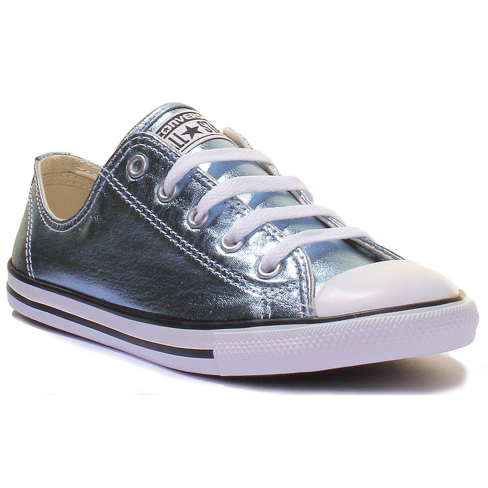 Walking Shoes CONVERSE Chuck Taylor All Star Dainty 555906 sneakers for female TmallFS kedsFS