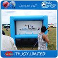 3.5*2*2.5mH archery inflatable game, inflatable archery sports