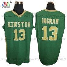 wholesale dealer b19c0 f4673 Buy brandon ingram jersey and get free shipping on ...