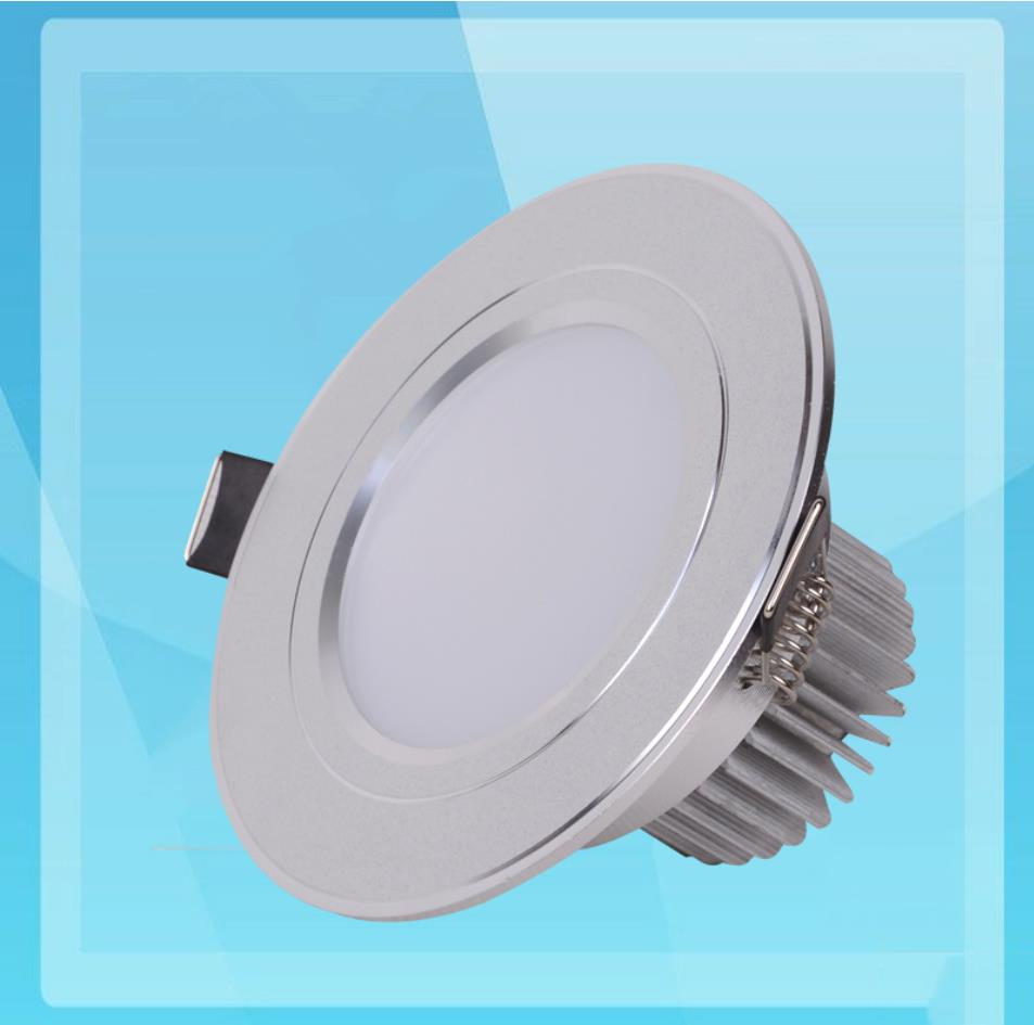 LED Ceiling Light 3W SMD led lamps ceiling lights CE&RoHS AC85-265V Ceiling LED Lights For Home Free Shipping