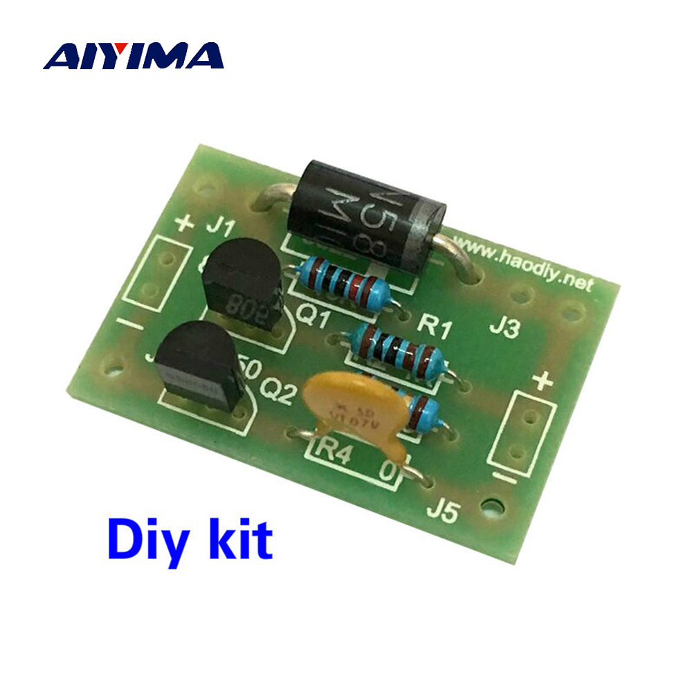 Aiyima 1pc Lithium Battery Charging Board With Protection